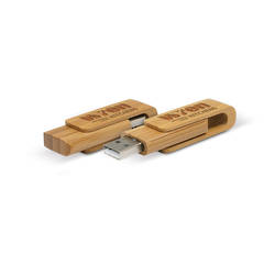 Bamboo USB 2GB Flash Drive