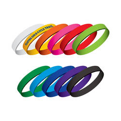 Silicone Wrist Bands